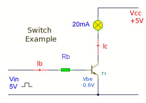 transistor npn gain 100 how to use bjt bipolar junction transistor beginner s tutorial oscar liang