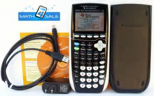 ti 84 plus silver edition texas instruments refurbished texas instruments ti 84 plus c silver edition graphing