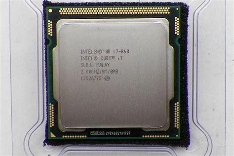 i7 860 sockel intel i7 860 2 8ghz 8m lga 1156 socket h