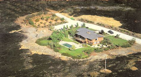 firewise org defensible space planning and preparation