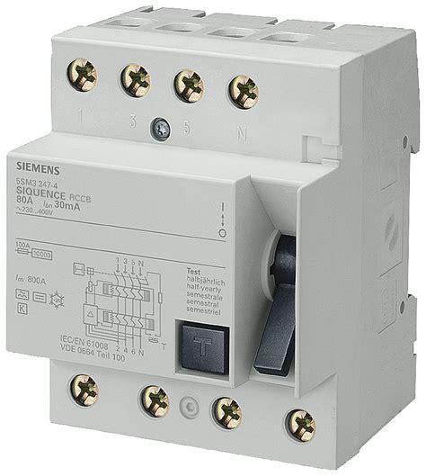 80 Circuit Breaker Price by Siemens