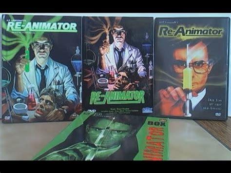 Watch Re Animator 1985 Re Animator 1985 Blu Ray Dvd Youtube