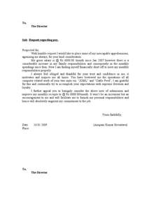 increment letter 1