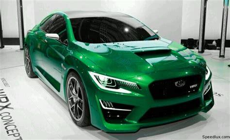 green subaru wrx subaru wrx 2013 green cars subaru and