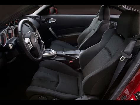 2007 nissan 350z interior 1024x768 wallpaper