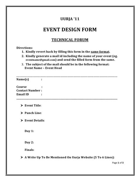 event design guidelines event design vs event planning uurja event design form