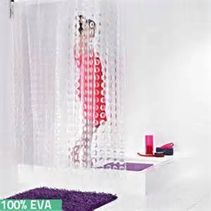 clear pvc shower curtain loupe shower curtain