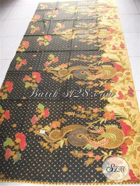 jual batik naga batik tulis asli motif ular warna hitam k1303tgp toko batik