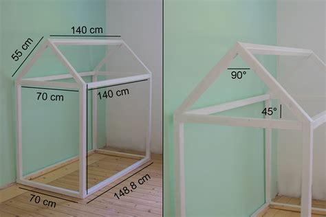 kinderbett hausbett selber bauen hausbett selbst bauen bauanleitung f 252 r ein kinder floor bed
