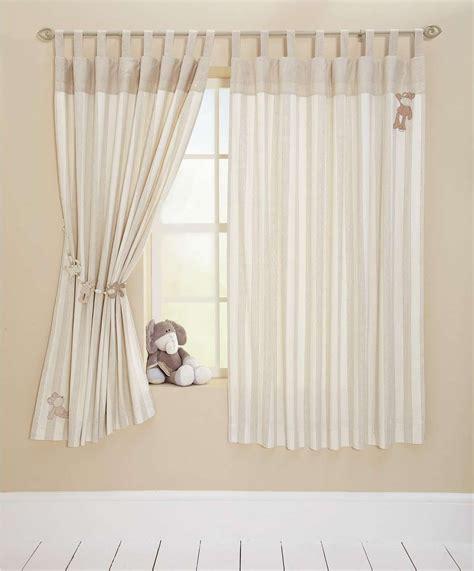 Neutral Nursery Curtains 15 Best Collection Of Nursery Curtains House Decoration Ideas