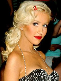 Aguilera On The Power Of Mascara by Unleash Your Inner Pin Up