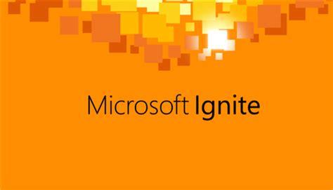 microsoft svela la data della conferenza sta per l e3 microsoft ignite win server 2016 arriva ad ottobre