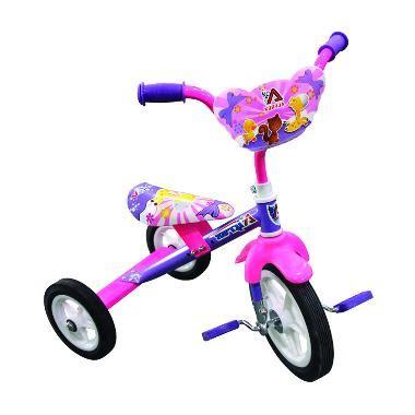 Alfrex Tricycle Nekel Black Sepeda Anak 12 Inch sepeda anak jual sepeda anak terbaik harga murah