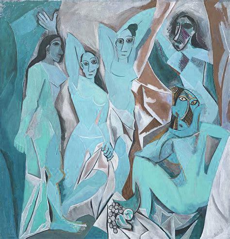 picasso paintings les demoiselles d avignon humanistic perspective abraham maslow s self