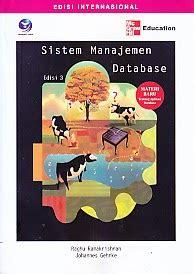 Buku Database System Edisi Ke 6 toko buku rahma pusat buku pelajaran sd smp sma smk perguruan tinggi agama islam dan umum