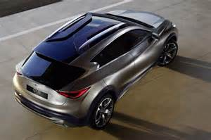 Concept Of Infinity 2017 Infiniti Qx30 With Rugged Style Set To Woo