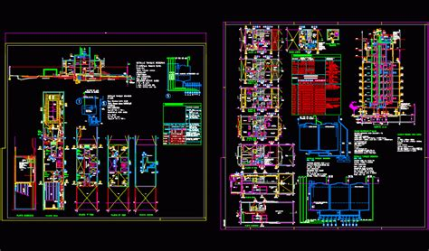 a plumbing family house dwg detail for autocad designscad