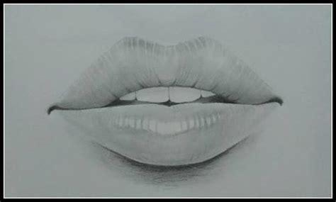 imagenes de labios a blanco y negro c 243 mo aprender a dibujar dibujos realistas paso a paso