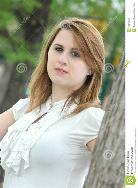beautiful teen girl royalty free stock photography image