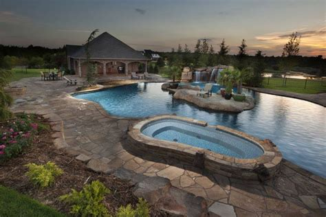 cool backyard pools the coolest backyard pools to dive into this summer