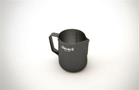 Milk Jug With Measurement Stem Jug 350ml decent milk jug measurement brings repeatable perfection