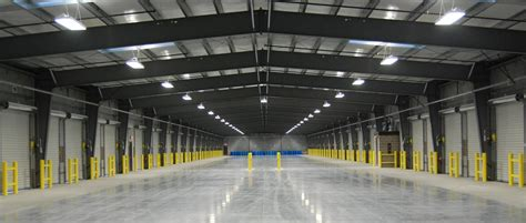 lighting maintenance services industrial light and power