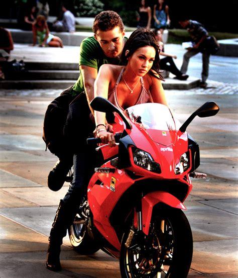 Megan Fox Transformers Motorrad by New Transformers Inspired Aprilia Rsv 1000 R