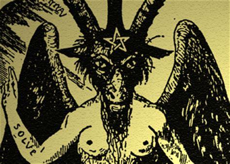 goat illuminati baphomet who is he an illuminati guide lazer