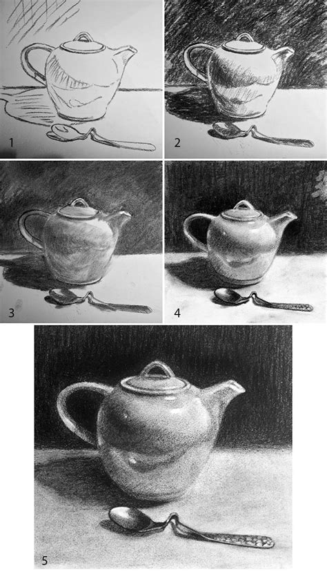Cool Things To Draw With Charcoal by 6 Charcoal Drawing Ideas Craftsy