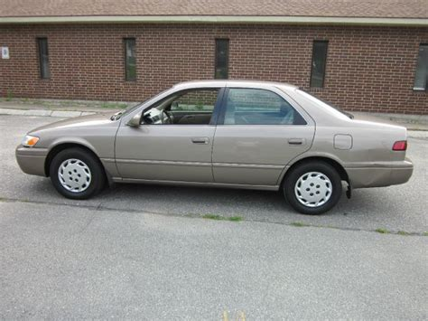 Toyota Camry 1999 Model Price 1999 Toyota Camry Le Details Fall River Ma 2723