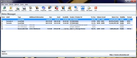 drive manager antivirus report for driveman exe drive manager 4 17