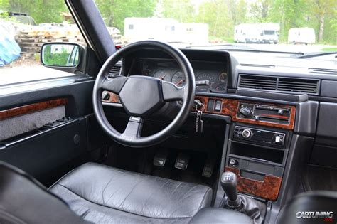 volvo  turbo stance interior