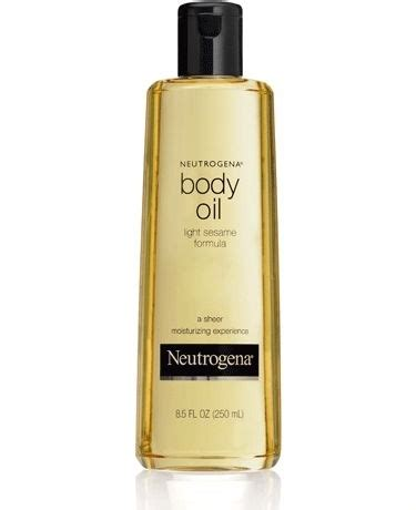 light sesame for skin 7 great skincare products from neutrogena skincare