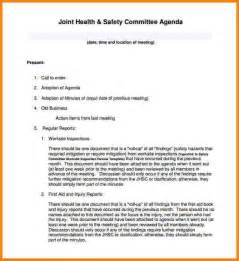committee charter template template design