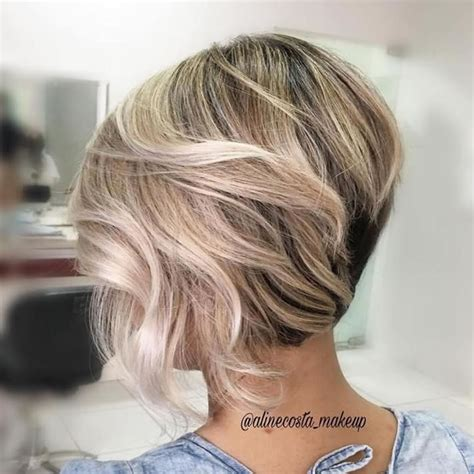 what is the difference in bob haircuts 2018 balayage ombre bob haircuts and hairstyles