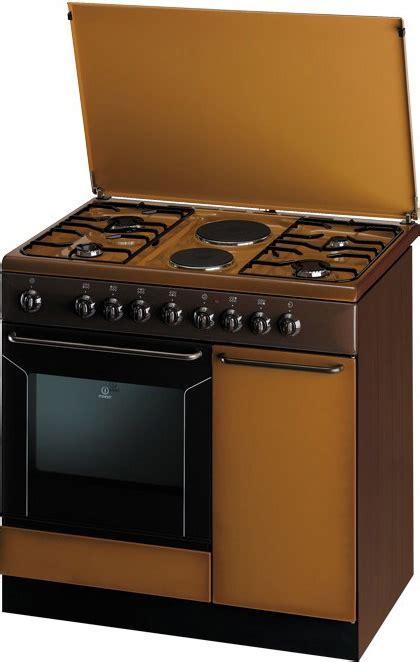 indesit cucine a gas cucina a gas indesit k9b11sb b i forno elettrico 90x60