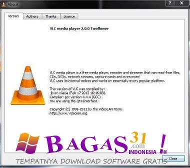 bagas31 nox vlc media player 2 0 final bagas31 com