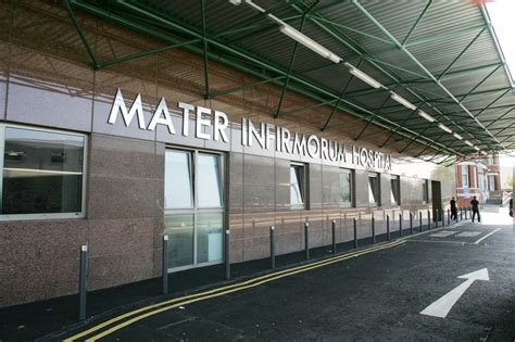 the matter hospital fears mater may be swed as city a e shuts belfast