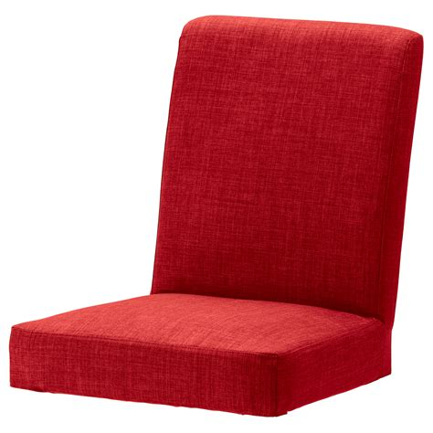 Ikea Henriksdal Armchair by Replacement Slip Cover For Ikea Henriksdal Dining Chairs In Linen Effect Fabric Ebay