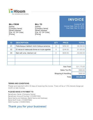 microsoft word notebook layout 2016 19 blank invoice templates microsoft word