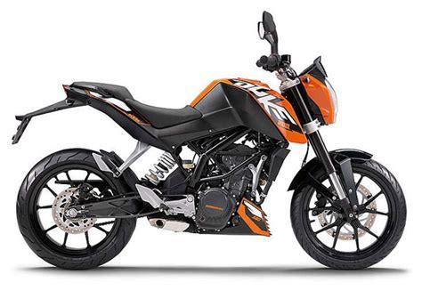 KTM 200 Duke Bike   The Awesomer
