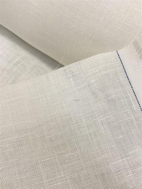 tende lino bianco lino bianco tessuto tendaggi tessuti arredo lini tessuti