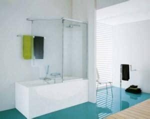 paraspruzzi per vasca da bagno divisorio doccia su vasca da bagno