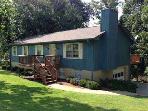 Lake Hartwell Cing Cabins by Charming Lake House On Hartwell With Vrbo
