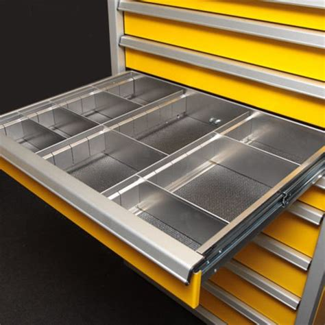 Drawer Partitions by Aluminum Trailer Cabinets Vehicle Storage Moduline
