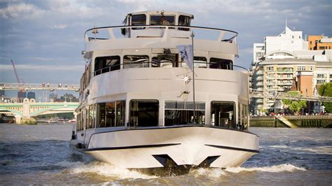 yacht boat hire london christmas party boats thames luxury charters private