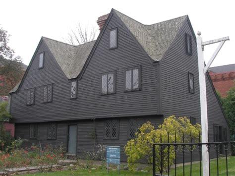 The John Ward House 1684 Historic Buildings Of Massachusetts