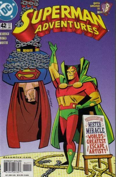superman adventures tp 2 vol 2 the never ending battle on comic collector connect superman adventures vol 1 42 dc comics database