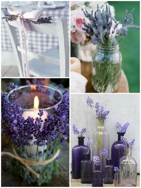 Lavender Wedding Decorations by Country Wedding Wedding Ideas 799677 Weddbook