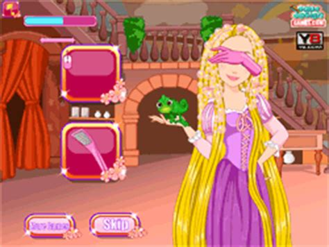 design haircuts game play rapunzel haircuts design game online y8 com